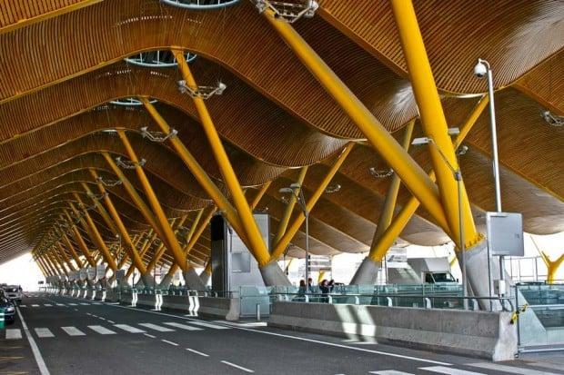 Taxi Escorial Aeropuerto Barajas Madrid