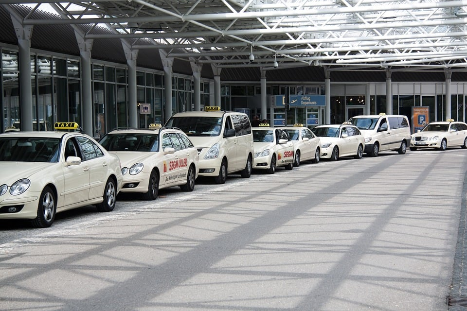 reserva taxi aeropuerto madrid barajas