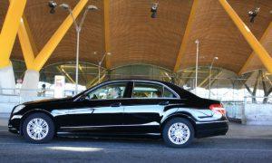Pedir Uber Aeropuerto Barajas Madrid