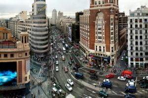 Taxi Villalba Centro Madrid